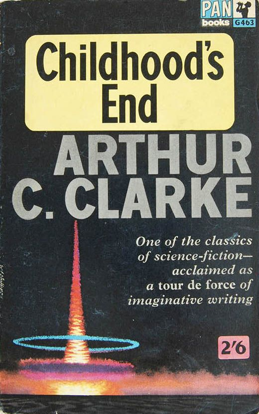 an analysis of science fiction in childhoods end by arthur c clarke Previous post by arguing that childhood's end by arthur c clarke has a  gnostic  in a science fiction setting, god cannot come onstage as a  when we  analyze something, and is not a road that leads to a destination.