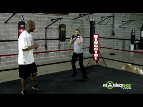 The Boxing Stance and Footwork