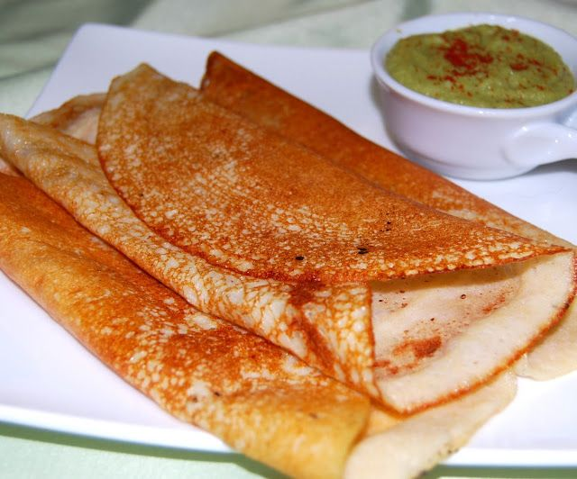Quinoa Crepe with Cilantro Hummus #/by Holy Cow! #vegan #recipe