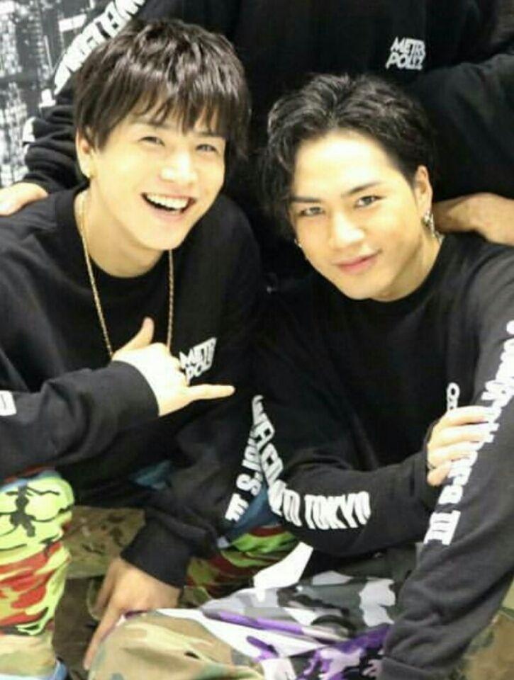 TAKANORI IWATA & HIROOMI TOSAKA