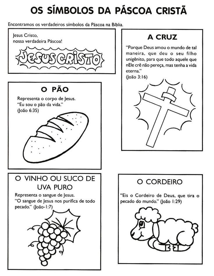 Educação Adventista | Blog - lEMBRANCINHAS DA pASCOA cRISTA...