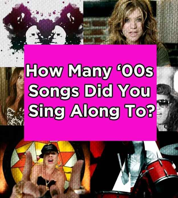 There's a new Queen B in town, and that B is you! You are the master of the '00s song universe, as it's hard to ignore your singing prowess. You obviously would KILL at karaoke, and I just hope we never come face-to-face in a sing-along competition. (Spoiler alert: you'd win!)