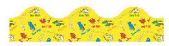 Dr Seuss 1 Fish 2 Fish Trimmer Classroom Border (Set of 3)