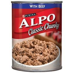 $2.50 off (12) cans of ALPO Wet Dog Food