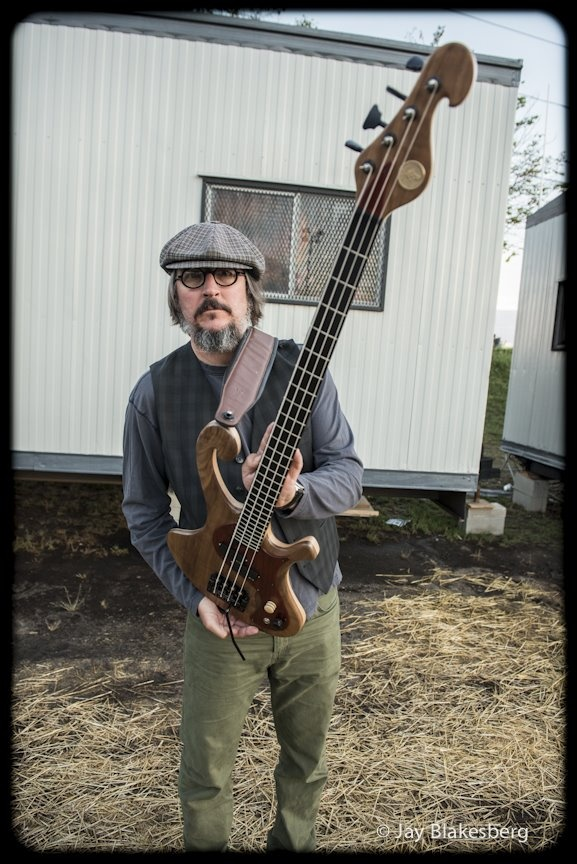 Les Claypool. He's the adorable lead singer of Primus. I can't wait to see them  in a few days! - Victoria  Update: saw them 3 days ago. It was pretty... AMAZING