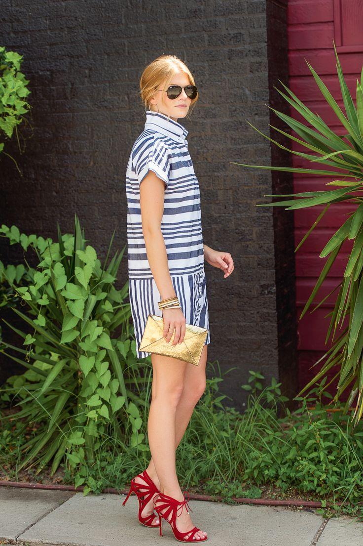 R W + B Two Ways - A PIECE of TOAST // Lifestyle + Fashion Blog // Texas + San Fran