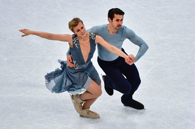 Madison Hubbell and Zachary Donohue - Ice Dance - USA