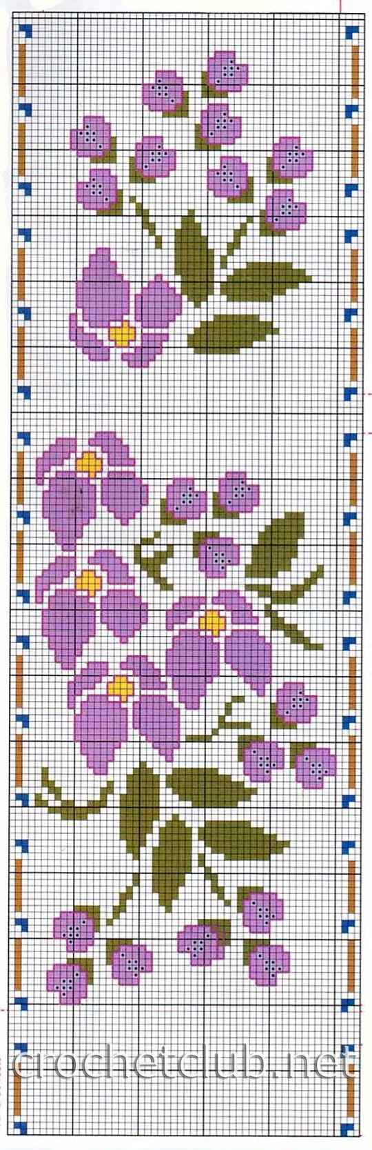 полотенце с розовыми цветами 2