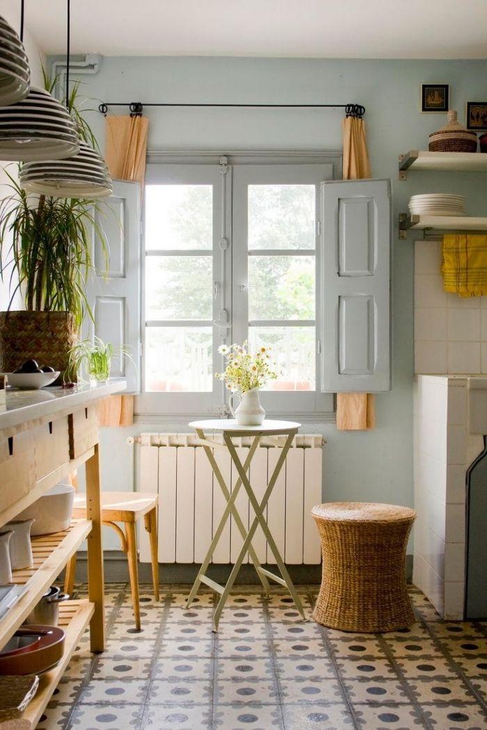 les 25 meilleures id es de la cat gorie rideaux cuisine sur pinterest rideau diviseurs de. Black Bedroom Furniture Sets. Home Design Ideas