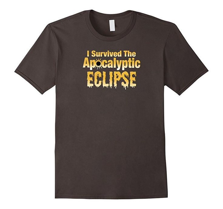 You can't miss it:  Solar Lunar Eclip.... Check it out here!  http://teecraft.net/products/solar-lunar-eclipse-funny-apocalypse-shirt-912fc8b7441acc7c487c92bcc67ee0b0?utm_campaign=social_autopilot&utm_source=pin&utm_medium=pin.  #tshirt  #hoodie  #tank  #mugs  #teecraft