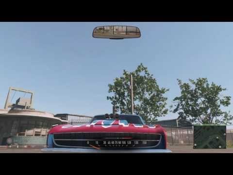 Mafia 3 - All Car Customisation Parts For Lincoln's Muscle Car Samson Drifter (New DLC) - YouTube