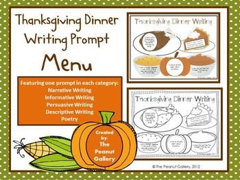 Thanksgiving Descriptive Essay