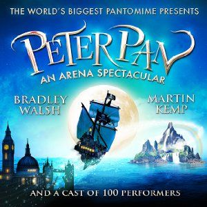 Buy Peter Pan: Christmas in Neverland tickets from the official Amazon Tickets site. Find tickets, schedule, and photos for Peter Pan: Christmas in Neverland at The SSE Arena, Wembley in London.