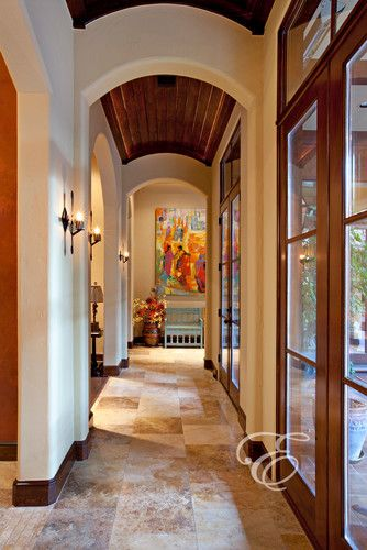 14 best images about spanish mission style homes on - Ranch americain poet interiors houston ...