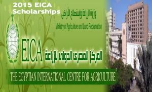 2015 EICA Scholarships for International Students in Egypt, and applications are submitted till EICA annually awards Training Scholarships which include five principal scholarships and five additional scholarships for each country from Africa, Asia, Latin America & the Caribbean and East Europe - See more at: http://www.scholarshipsbar.com/2015-eica-scholarships.html#sthash.ZdBRUuRX.dpuf