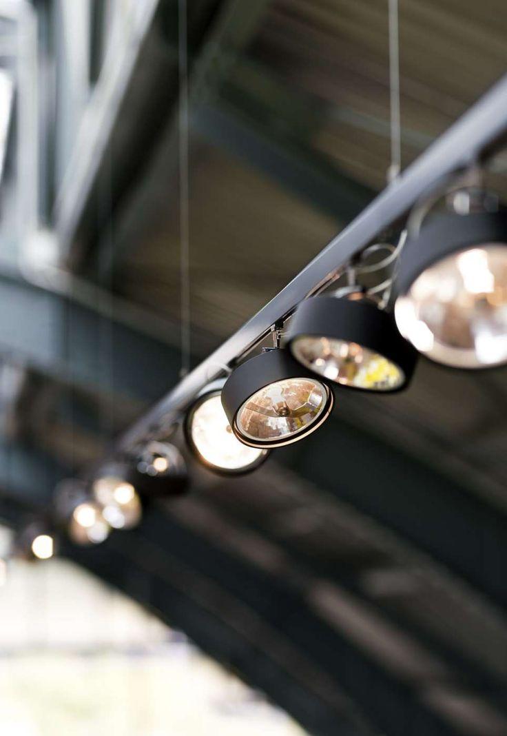 buschfeld MAX track system | illuminating lighting