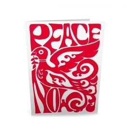 Peace Poster Christmas Cards (Park of 10)