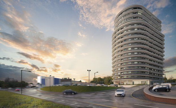The Beacon: https://www.theurbandeveloper.com/uk-development-dubbed-most-sustainable-tower/  Wowee, they have a lot of great sustainability features. Good timing too - perhaps we can integrate some of their ideas into this project too!