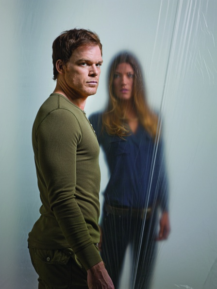 Dexter  Michael C. Hall & Jennifer Carpenter
