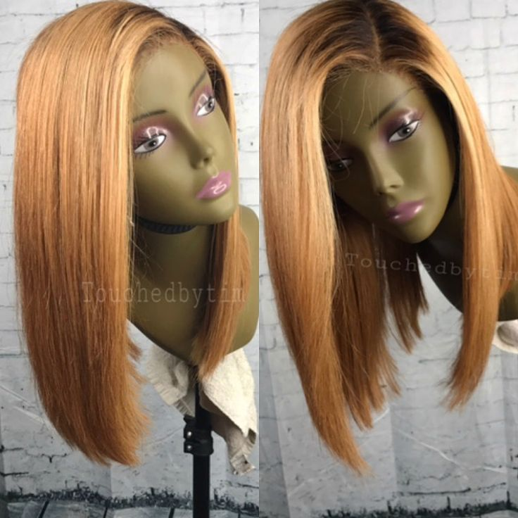 Honey Blonde Human Hair Lace Wigs - touchedbytim013 [touchedbytim013] - $379.99 : Full Lace Wigs & Lace Front Wigs   RPGSHOW - Bold & Sexy Hair