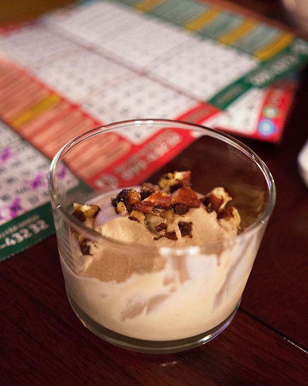 Chokladmousse #gradinskan #gradinskanse #glöggfest #efterrätt
