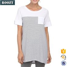 New arrive wholesale clothing turkey design short sleeve stripe t shirt  Best seller follow this link http://shopingayo.space