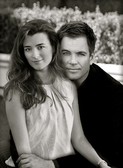 NCIS, my fav :)   I will cry if this series ends without these two hooking up!