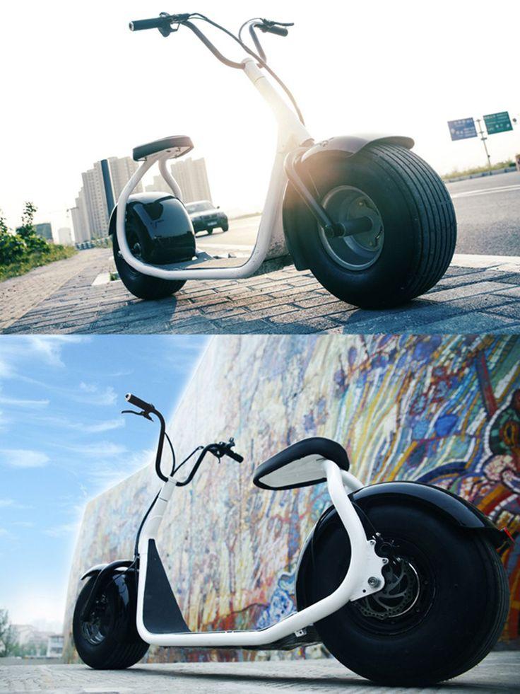 ESWAY E5 2016 la moda citycoco 2 rueda vespa eléctrica, motocicleta eléctrica adultos