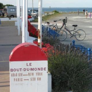 Bout du bout, Phare de Chassiron, Île d'Oléron, France