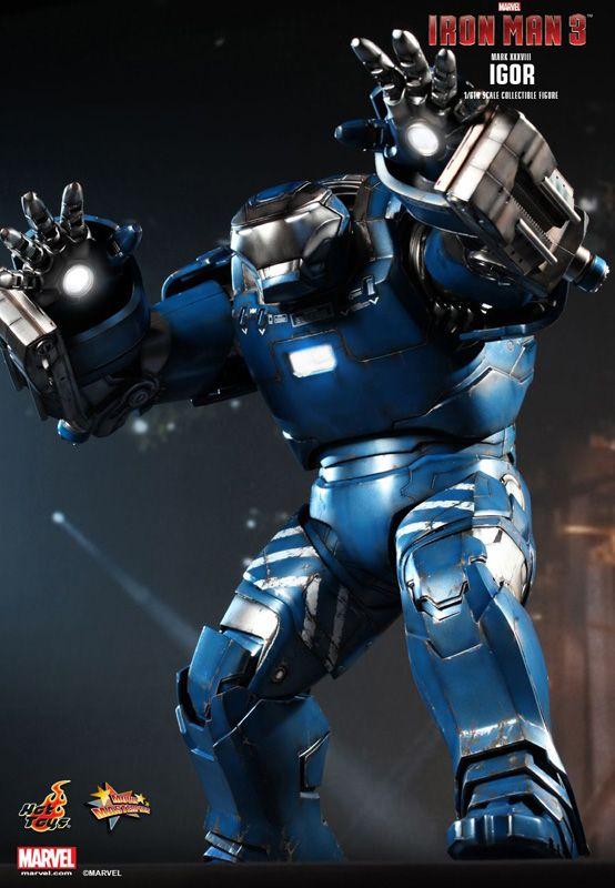 Iron Man 3 – Igor Mark XXXVIII