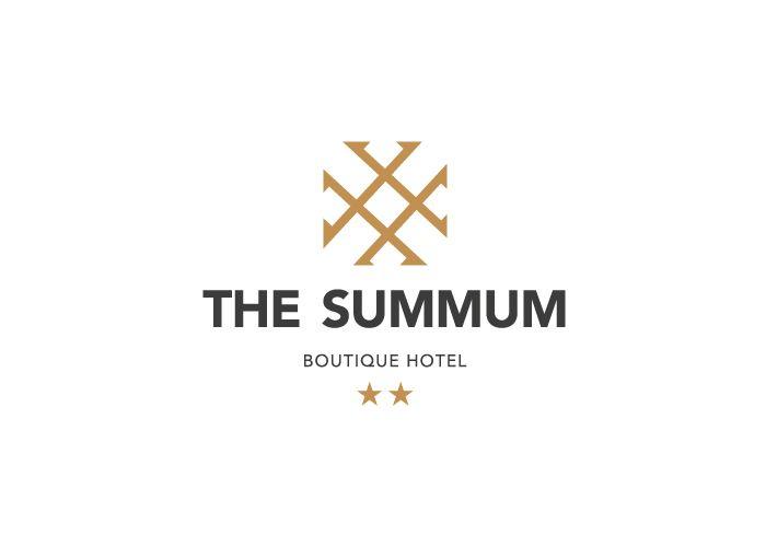 Diseño de un logo para un hotel boutique en Málaga