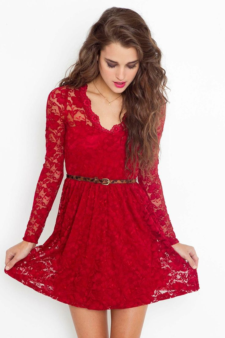 Rosalind Lace Dress | Shop Dresses at Nasty Gal