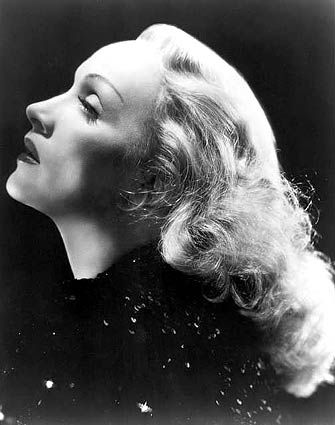 Marlene.  Holy cheekbones.