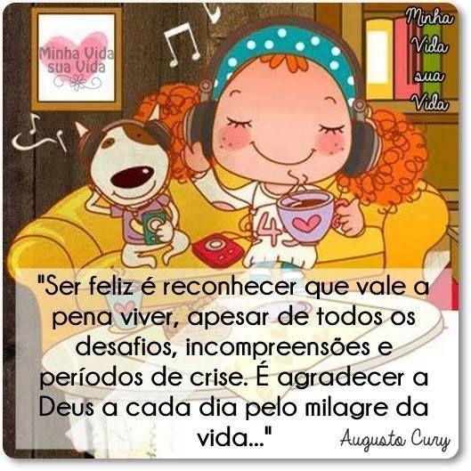 Seja feliz!!!!