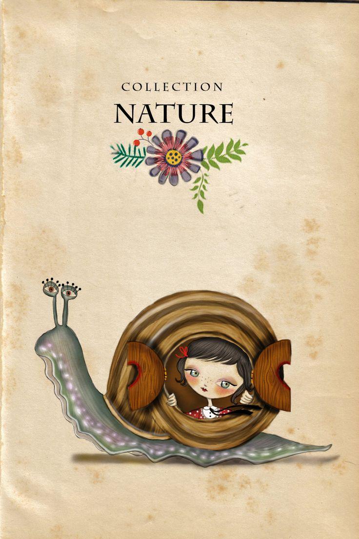 Colección nature. #laliblue
