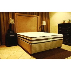 Restonic Mattress and Base Queen Beds for Sales - Brand New for R1,999.00