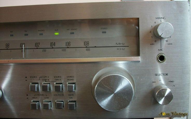 Tudo sobre o Receiver Polyvox PR 4150. Informações completas, galeria de fotos, anúncios antigos deste ótimo aparelho de som vintage.