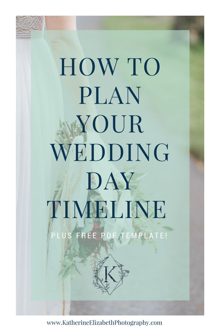 One of the most important aspects of planning your wedding day is having a good timeline in place. Check out these tips to creating your wedding day timeline!   Planning Your Wedding Day Timeline | Baltimore Wedding Photographer | Katherine Elizabeth Photography www.katherineelizabethphotography.com #weddingtips #weddingplanning #weddingtimeline #diybride #katherineelizabethphotography