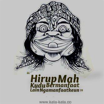 Kata Mutiara Bahasa Sunda dan Artinya