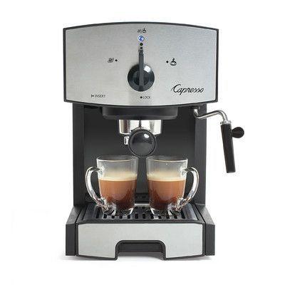 Capresso Espresso & Cappuccino Machine