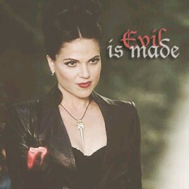 Once upon a time Evil Regals