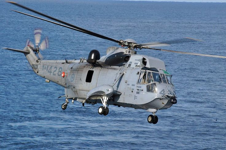 CH-124 Sea King - Sikorsky Aircraft - Wikipedia, the free encyclopedia