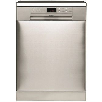 Omega ODW702XB Stainless Steel Freestanding Dishwasher at The Good Guys $700