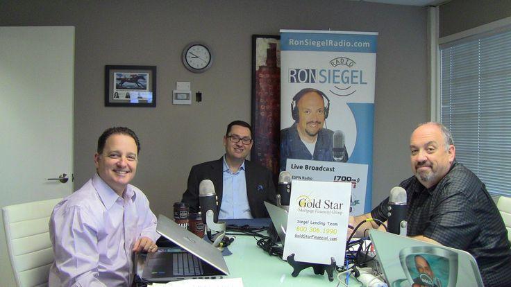 Ron Siegel Radio Network Dec 13, 2017
