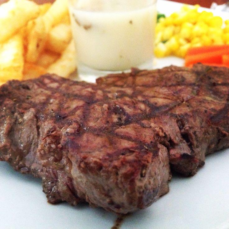 Steak?!