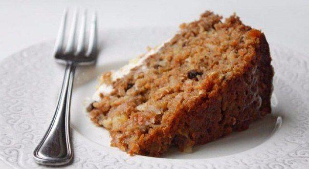 Диетический творожно-овсяный тортик  / Женское счастье!