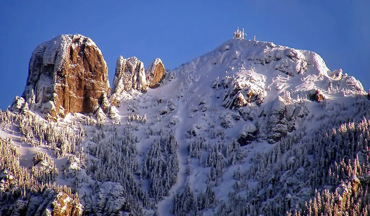 Ceahlau Mountain, His Royal Highness