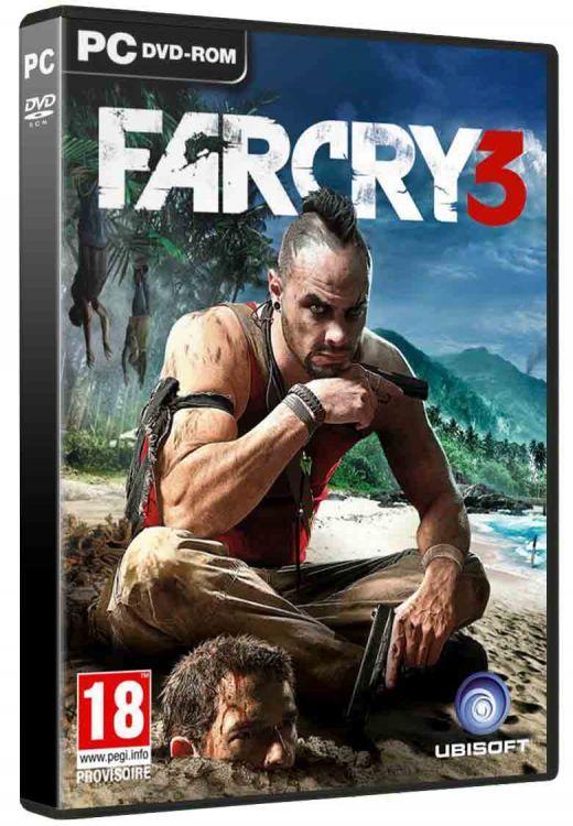 Far Cry 3 PL PC | W sklepie Playstacja.pl