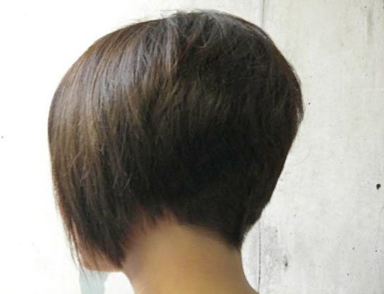 haircuts for faces hair hairxstatic back amp bobbed gallery 5 of 6 4430