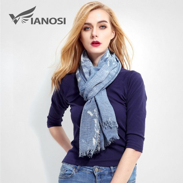 Fashion Ladies Scarves Cotton Women Scarf Luxury Fashion Shawl Soft Foulard
